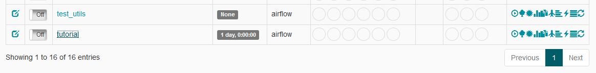 Airbnbで開発されたジョブスケジューラー Airflow のインストール方法と